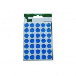 Ivy 13mm Blue 140 Labels/Pack