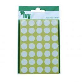 Ivy 13mm Diameter 245 Labels/Pack