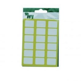 Ivy 16 x 22 mm White 126 Labels/Pack