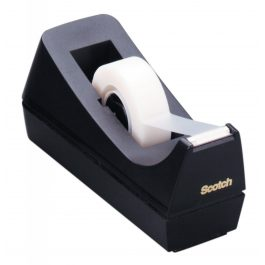 Scotch Magic C38 Tape Dispenser Black