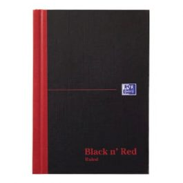 Black n' Red Casebound Notebooks