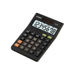 Casio Handheld Calculator With Tax Calculation Function
