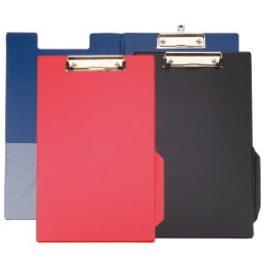 PVC Standard & Foldover Clipboards
