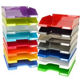 Multiform Self Stacking Trays