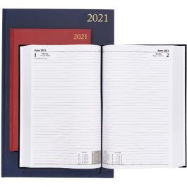 Diaries A5 & A4 Page Per Day 2021