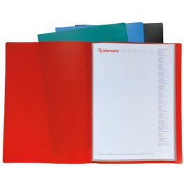 Exacompta Display Books Soft Cover A4