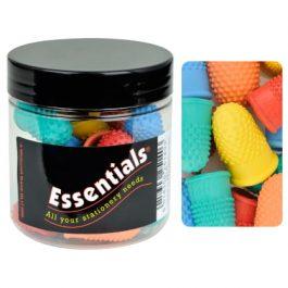 Essentials Tub Finger Cones Assorted Sizes Pk 15