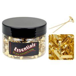 Essentials Tub Paper Fasteners Assorted Pk 200