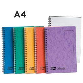 Europa A4 Sidebound Notemaker Notebooks