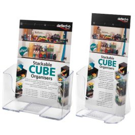 Deflecto Leaflet Holders