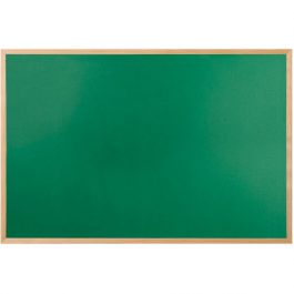 Bisilque Green Felt/Cork Reversible Board Pine-framed