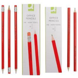 Q-Connect Office Pencils Box 12