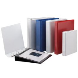 Q-Connect 4D-Ring Presentation Binders A4