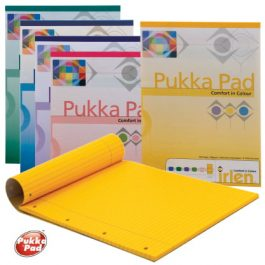 Pukka Comfort In Colour Pads A4