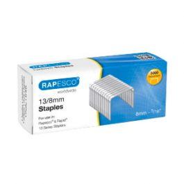 Rapesco Tacker Staples 13/8 Mm Box 5000
