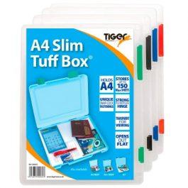 Tiger Tuff Boxes A4 150 Sheet Capacity