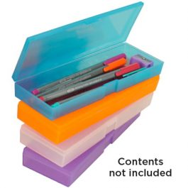 Tiger Tuff Lidded Pen Boxes