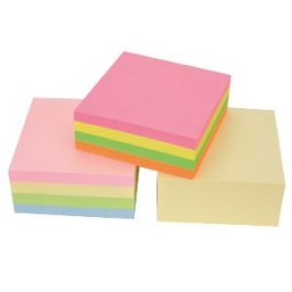 Q-Connect Sticky Note Cubes