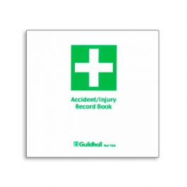 Guildhall Accident/Injury Book