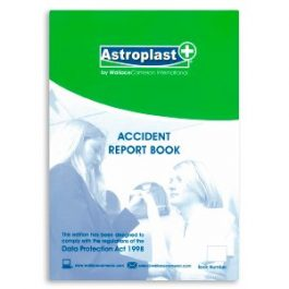 Astroplast Accident Book A4