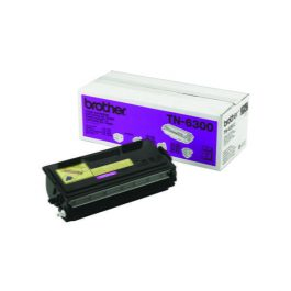 Brother Black Toner Cartridge TN6300