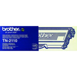 Brother Black Toner Cartridge TN2110