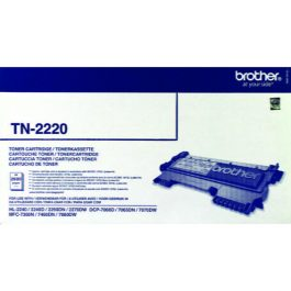 Brother 2.6K PG Toner Cartridge TN2220