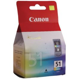 Canon CL-51 Colour 7ml Ink Cartridge