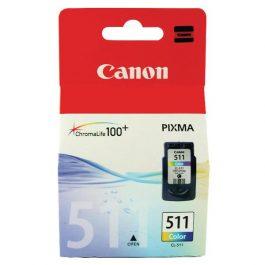 Canon CL-511 Colour 9ml Ink Cartridge