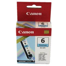 Canon BCI-6 Photo Cyan Ink Cartridge