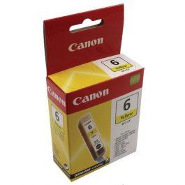 Canon BCI-6 Yellow 13ml Ink Cartridge