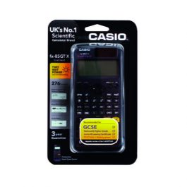 Casio FX85GTX Scientific Calculator Black