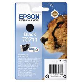 Epson Cheetah T0711 Black 7ml Cartridge