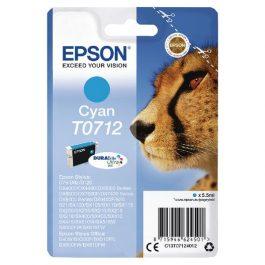 Epson Cheetah T0712 Cyan 5.5ml Cartridge