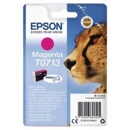 Epson Cheetah T0713 Magenta 5.5ml Cartridge