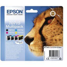 Epson Cheetah T0715 Multipack