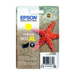 Epson Starfish 603XL Yellow 4ml Cartridge