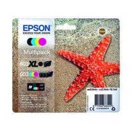 Epson Starfish 603XL Multipack B/C/M/Y 20.9ml