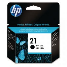 HP 21 Black 5ml Ink Cartridge