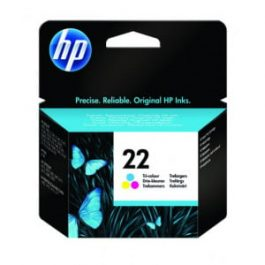 HP 22 Tri Colour 5ml Ink Cartridge