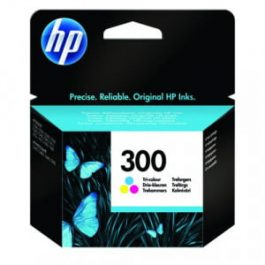 HP 300 3-Colour 4ml Ink Cartridge