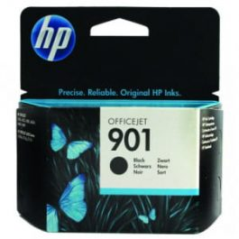 HP 901 Black Ink Cartridge 200 Pages