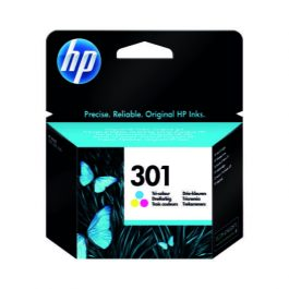 HP 301 3-Colour Ink Cartridge
