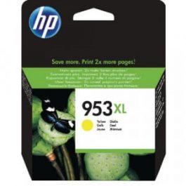 HP 953XL Original HY Yellow Ink Cartridge
