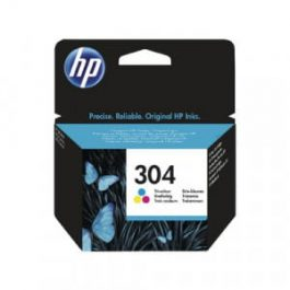HP 304 Original Tri-Colour Ink Cartridge