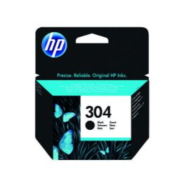 HP 304 Original Black Ink Cartridge