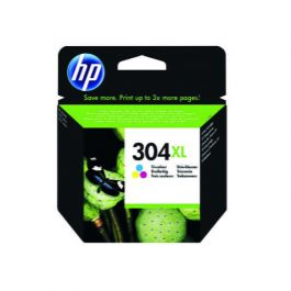 HP 304XL Original Tri-Colour Ink Cartridge