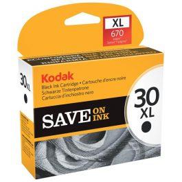 Kodak 30XL Black Ink Cartridge ESPC100/C300