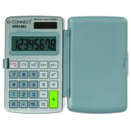Q-Connect Pocket Calculator 8 Digit