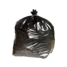 2Work Black Refuse Sacks Box 200